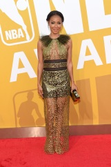 NEW YORK, NY - JUNE 26: Jada Pinkett Smith attends the 2017 NBA Awards live on TNT on June 26, 2017 in New York, New York. 27111_003 (Photo by Jamie McCarthy/Getty Images for TNT)